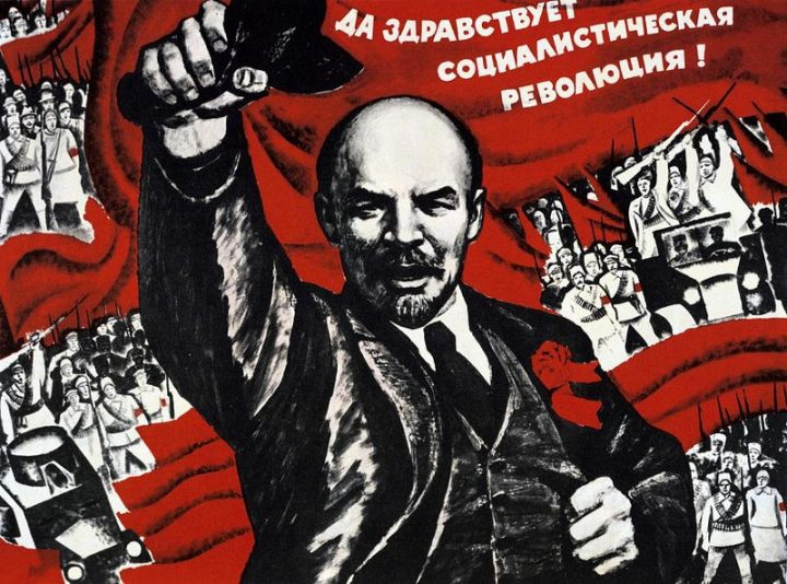 """There are decades where nothing happens; and there are weeks where decades happen."" Vladimir Ilyich Lenin"