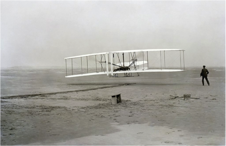 The Wright Brothers and the Miracle of Flight