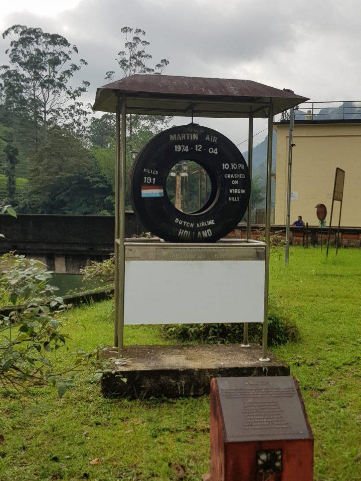 Memorial at Norton Bridge